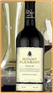 Mount Pleasant Philip Shiraz