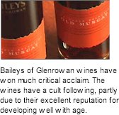 More About Baileys Glenrowan Wines
