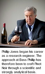More About Bass Phillip Wines