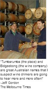 About the Bidgeebong Winery