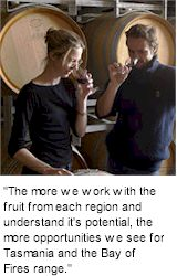 About Bay of Fires Wines