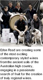 About the Eden Road Winery