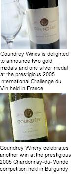 More About Goundrey Winery