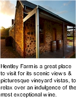 About Hentley Farm Wines