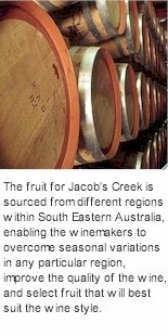 About Jacobs Creek Winery