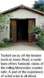 About the Jones Road Winery