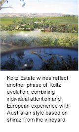 More About Koltz Winery