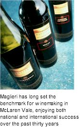 More About Maglieri Winery