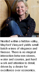 More About Mayford Wines
