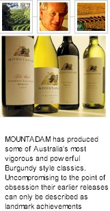 More About Mountadam Wines