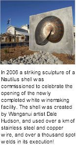 About the Nautilus Winery