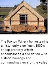 About the Paxton Winery
