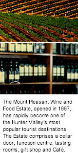 More on the Mount Pleasant Winery