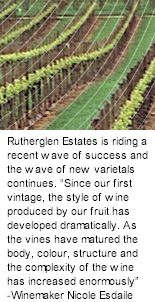 More About Rutherglen Estates Winery