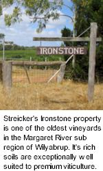 More on the Streicker Winery
