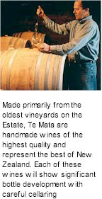 About the Te Mata Winery