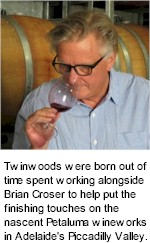 More About Twinwoods Winery
