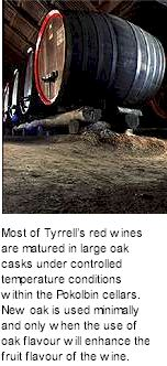 About the Tyrrells Winery