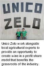About Unico Zelo Winery