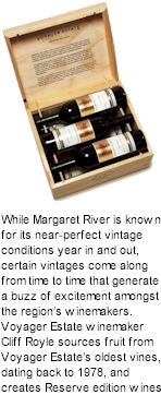 More About Voyager Estate Winery