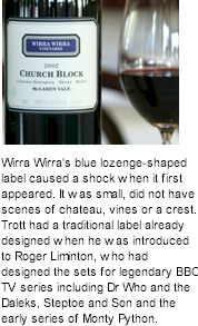 More About Wirra Wirra Winery