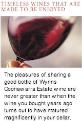 More About Wynns Winery