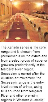 About the Xanadu Winery