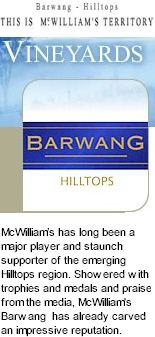 About Barwang Wines