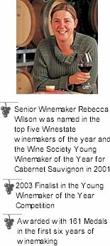 About Bremerton Wines