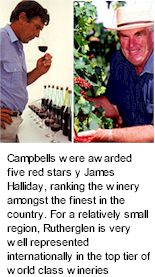 About the Campbells Winery