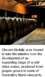 About the Cheviot Bridge Winery