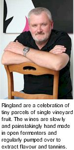 More About Chris Ringland Wines