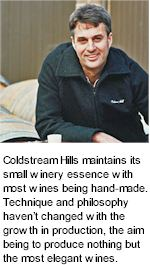 About Coldstream Hills Winery