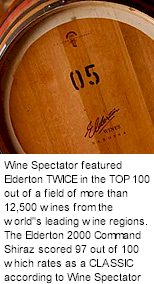 About the Elderton Winery