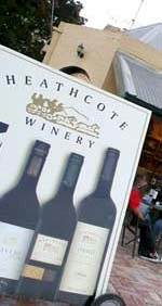 About the Heathcote Winery Winery
