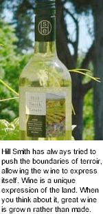 About Hill Smith Wines