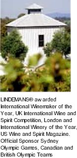About Lindemans Winery