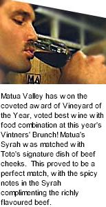 More About Matua Wines