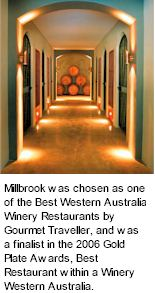 About Millbrook Wines
