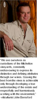 About the Mitchelton Winery