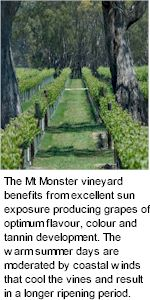 About Mount Monster Winery