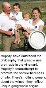 More on the Moppity Winery