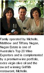 More About Nugan Estate Winery