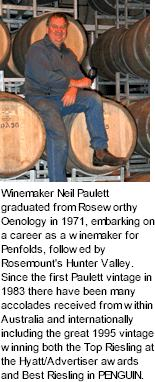 About the Paulett Winery