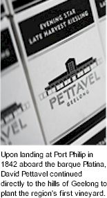 About the Pettavel Winery