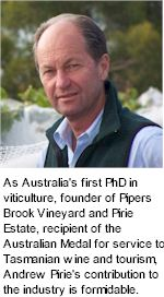 About Pirie Winery