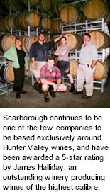 About Scarborough Winery