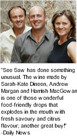 More About See Saw Wines