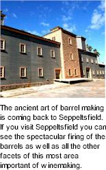 About Seppeltsfield Wines