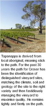 More About Tapanappa Wines